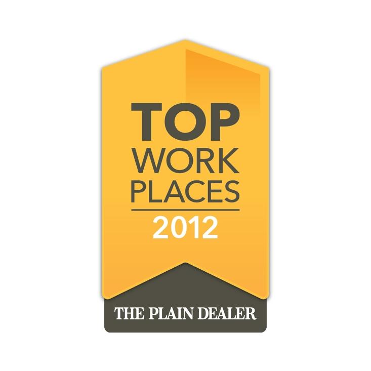 The Cleveland Plain Dealer Top 100 Workplaces