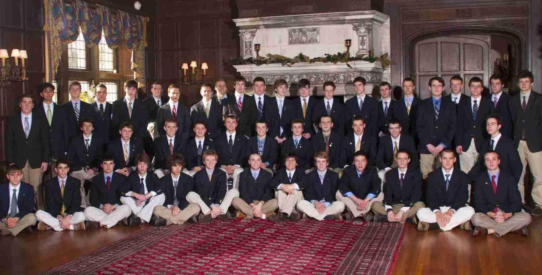 Devon Prep Class of 2012.
