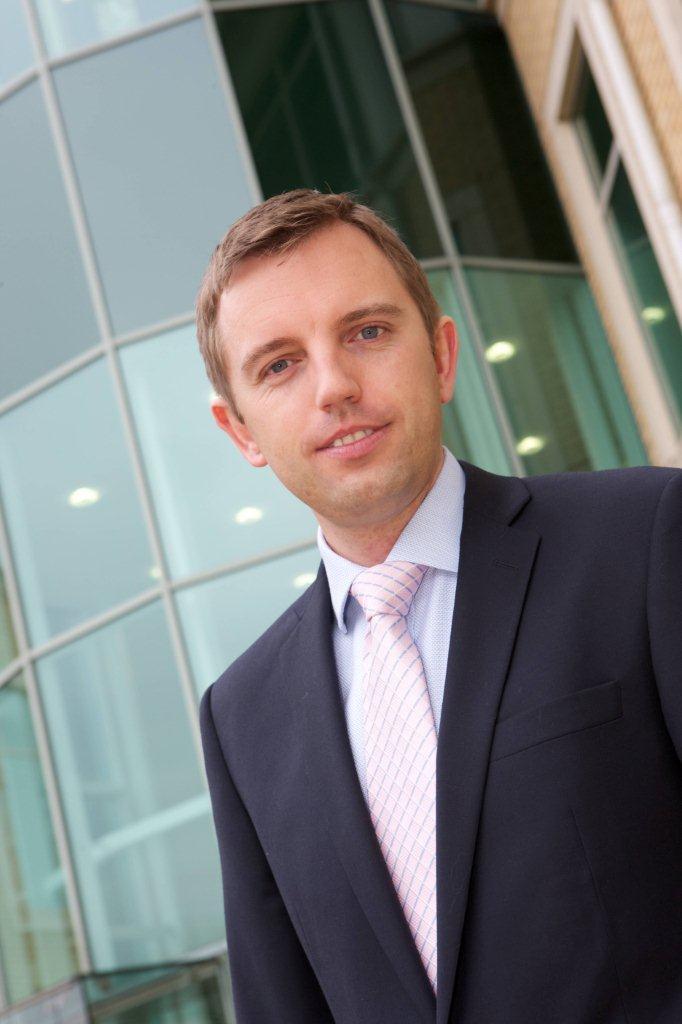 Nick Garner, Managing Director