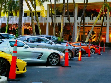 valet parking services in Los Angeles, California