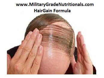 Stop Hair Loss-Military Grade Nutritionals