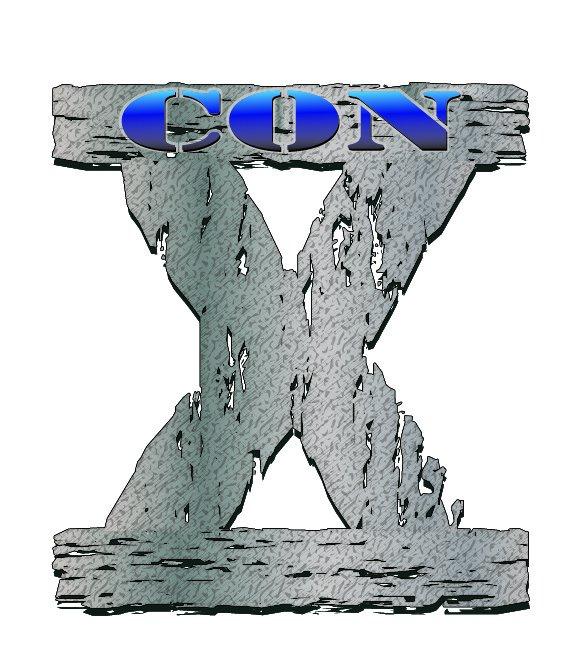 Con X logo