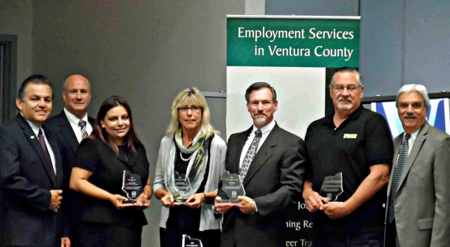 2012 WIB Award winners