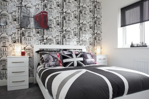 The great british house buy why there 39 s never been a for Union jack bedroom ideas