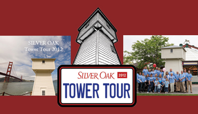 Silver Oak Tower Tour 2012