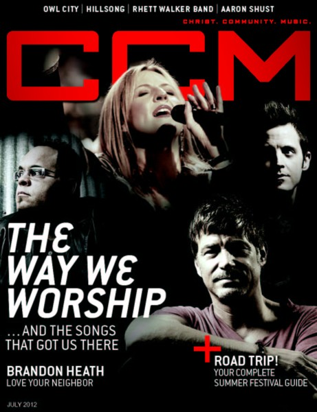 Integrity Music 25th Anniversary CCM Cover Feature