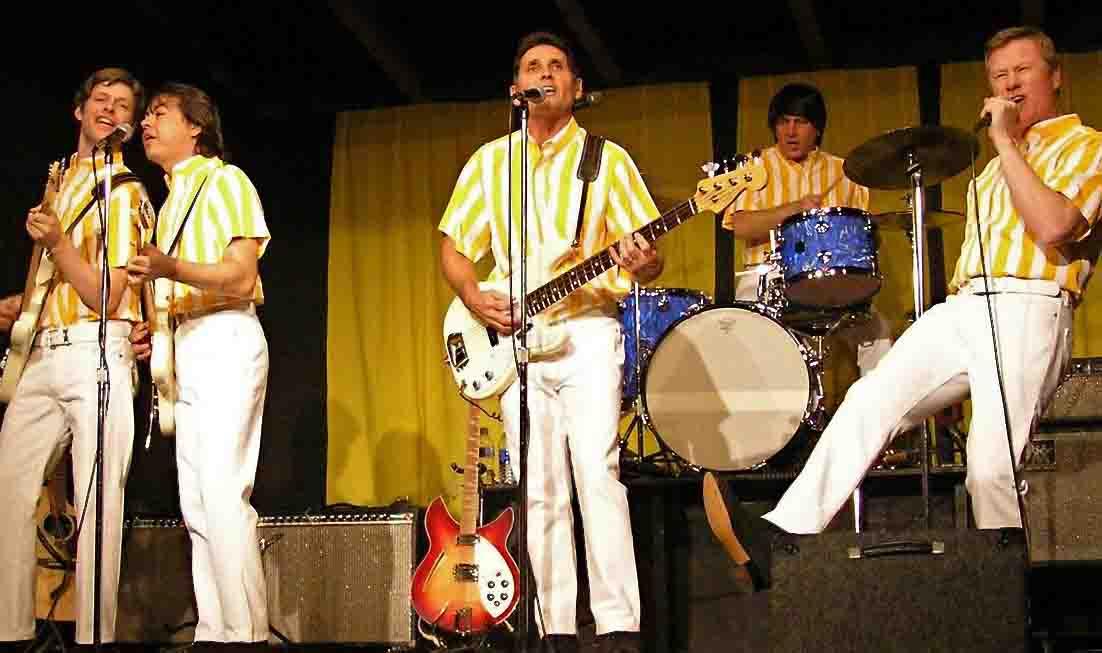 Surfin' Safari will perform at Tropical Daze