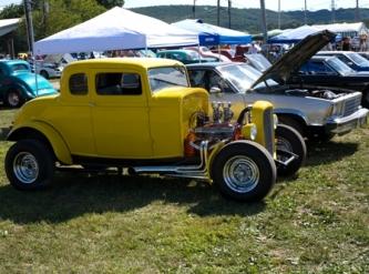 Bloomsburg Nationals Car Show