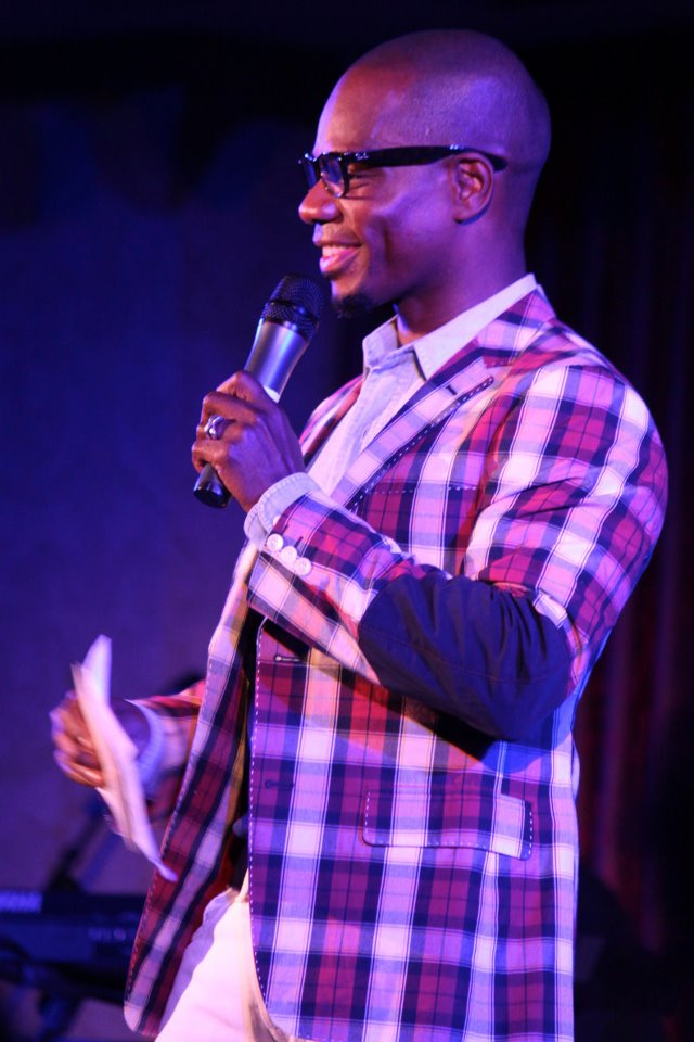 KirkFranklin hosting at 2011 Merge Summit