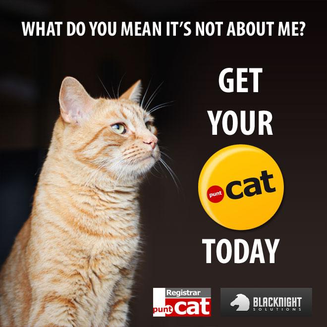Get Your .cat