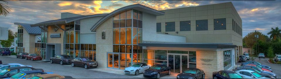 #1 Volume Jaguar Dealership in SW Florida