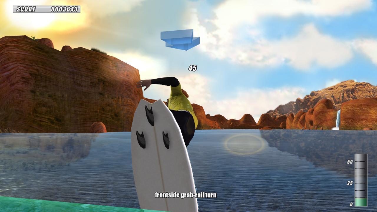 Screen 9 - Little air hop