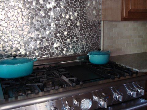 stainless steel mosaics great ideas great looks my