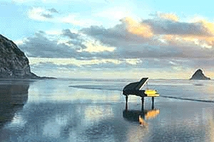 Cool off with New Age Piano