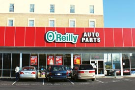 O'Reilly Auto Parts at 3232 Foothill Boulevard in Oakland, Calif.