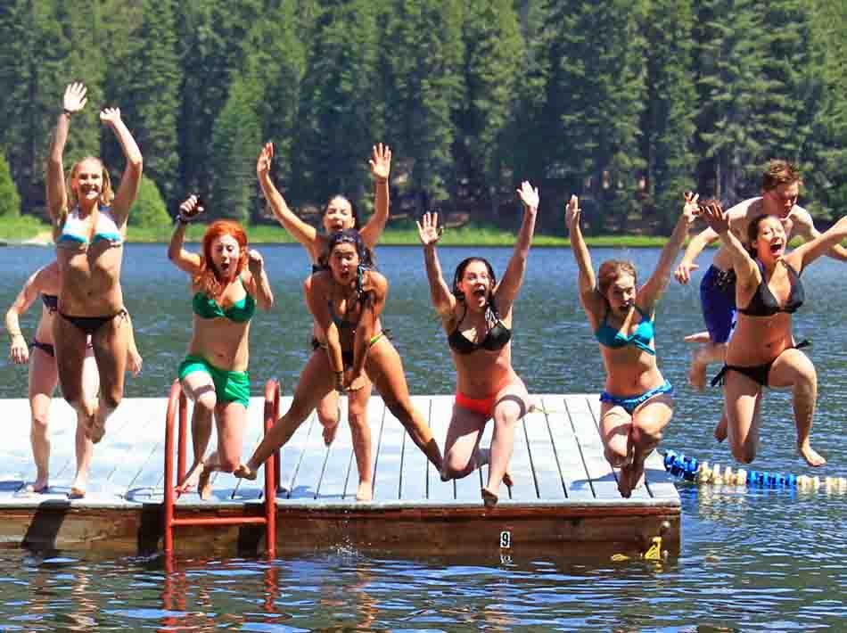 Conejo YMCA Sequoia Lake Resident Camp