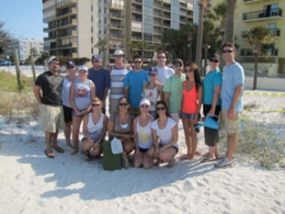 PDI Group Photo - Sea Oats