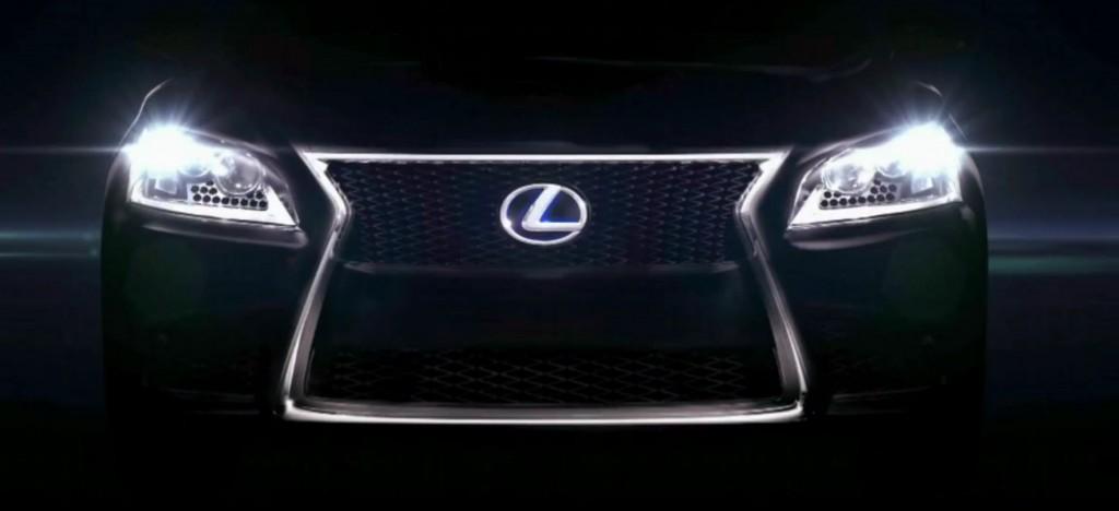 LS sedan coming to Lexus of Melbourne