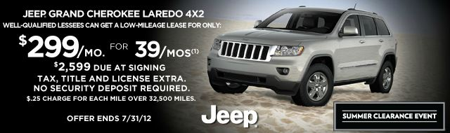 chrysler dodge jeep ram of columbia announces june jeep sales best in five years chrysler. Black Bedroom Furniture Sets. Home Design Ideas