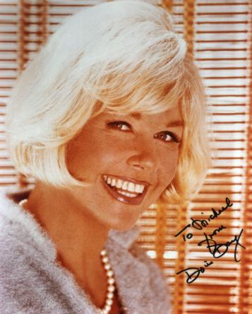 Lifelong devotion for Doris Day discussed in new book