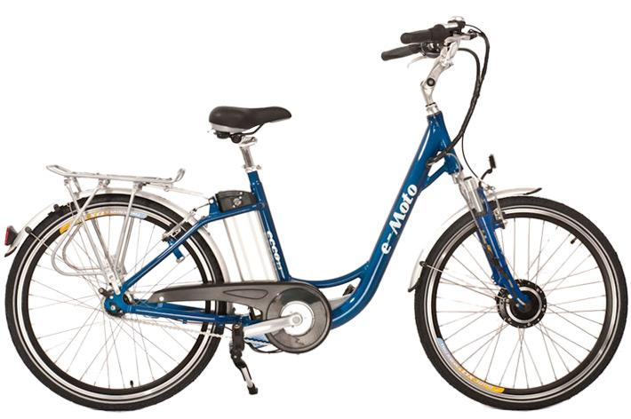 e-Moto Electric Bikes