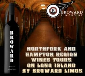 Wine Tours on Long Island