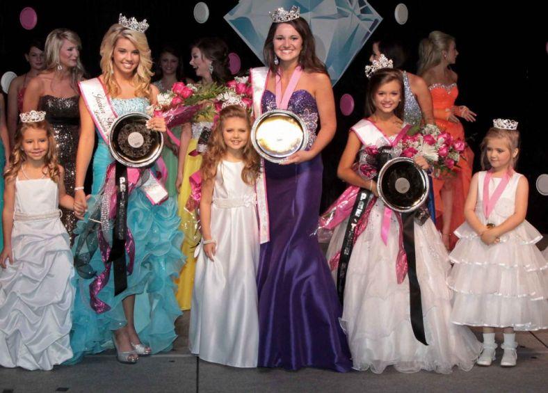 2012 Teen Princess Louisiana Queens