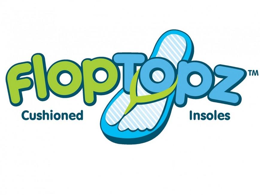 Flop Topz Sandal Insoles Logo