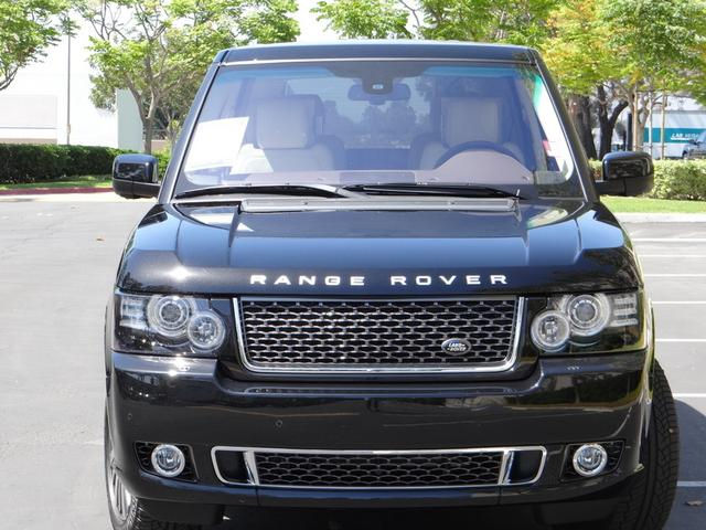 Export 2012 Land Rover Range Rover Autobiography 1-855-692-0003 ...