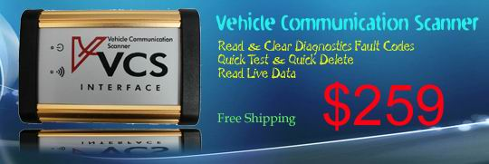 Vehicle-Communication-Scanner