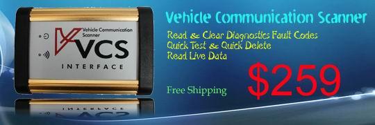 Vehicle-Communication-Scanner