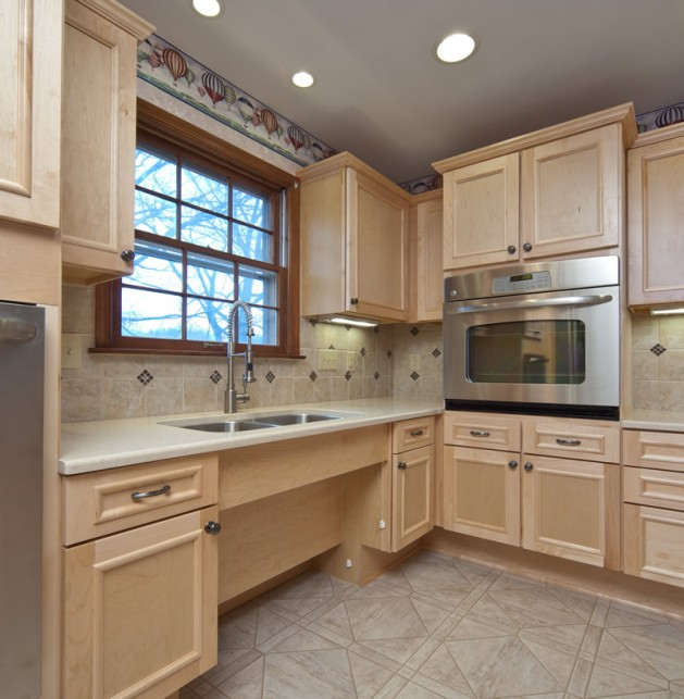 Special-Needs Construction / Kitchens