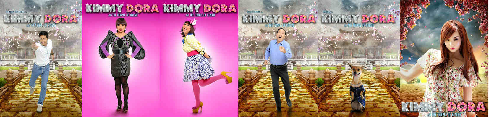 THEY'RE BACK: Kimmy Dora & The Temple of Kiyeme scores big in the box-office