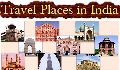 India Tourist Places