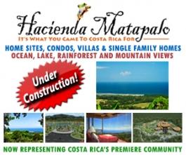 Hacienda Matapalo Investors