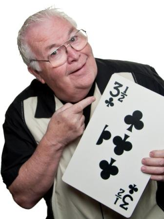 Comedy Magician Al Lampkin