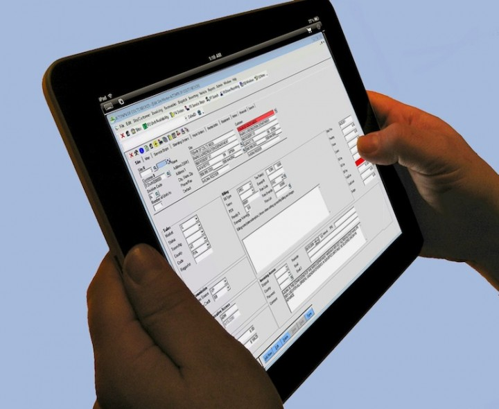 Service Delivery Management Solution Now Compatible with Apple iPad