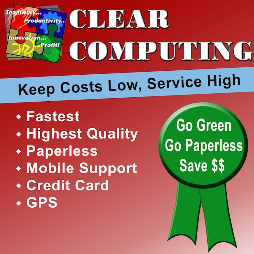 Online Service Management Software, Cloud-Based Clear Computing Online
