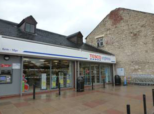 Tesco Express Leeds