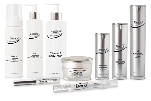 Eternal Lifestyles Skin Care Product Line