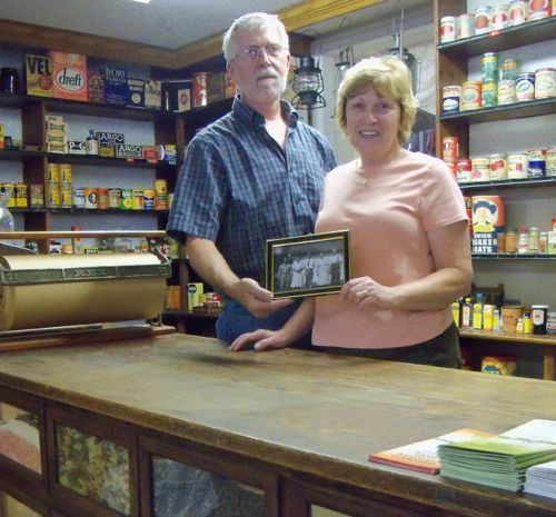 Rod and Carol Schultz will open Kooker's General Store one more time.