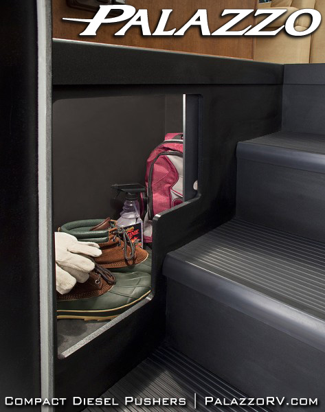 New Class A Bunkhouse Diesel Pushers With Bunk Beds