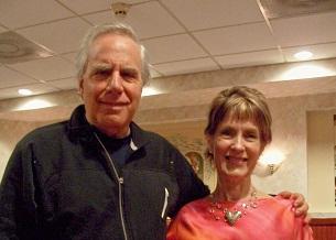 Beatles authors - Larry Kane and Jude Southerland Kessler