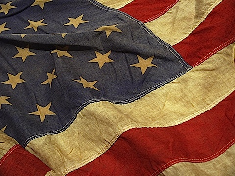 The Flag I See