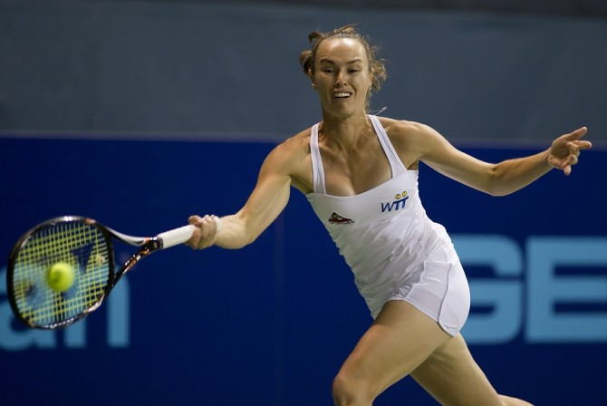 Martina Hingis (credit: Fred Mullane)