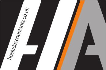 Hosted Accountants Logo