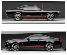 2012 Mustang Dream Giveaway Cars