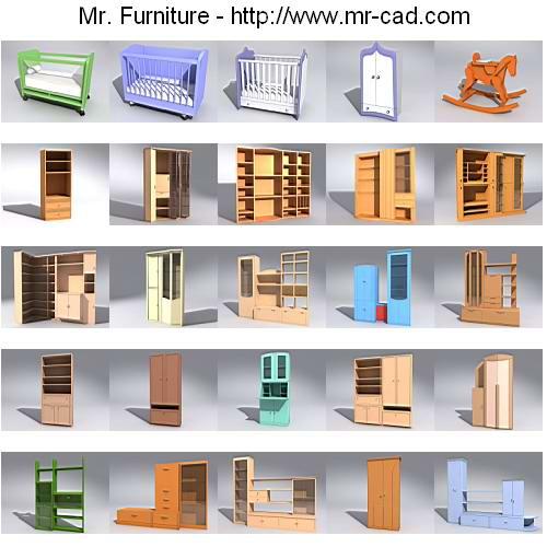 Affordable Rates Modern 3d Rendering Furniture Design