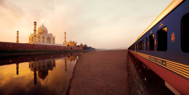Best Rail Journeys in World: Maharajas' Express, India