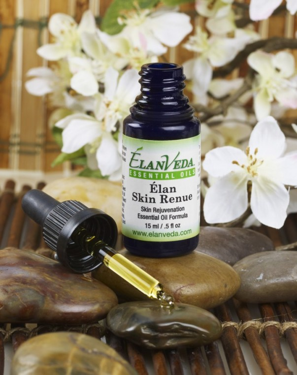 Elan Skin Renue (Proprietary Anti-aging Oil Blend)